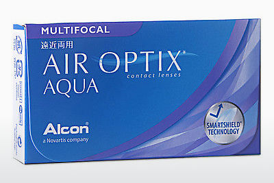 Контактные линзы Alcon AIR OPTIX AQUA MULTIFOCAL (AIR OPTIX AQUA MULTIFOCAL AOM6H)