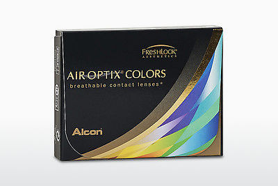 Контактные линзы Alcon AIR OPTIX COLORS (AIR OPTIX COLORS AOACS1)