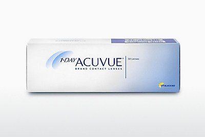 Контактные линзы Johnson & Johnson 1 DAY ACUVUE 1D2-30P-REV