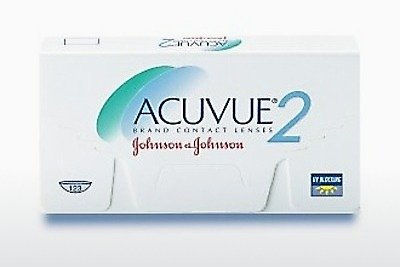Контактные линзы Johnson & Johnson ACUVUE 2 (ACUVUE 2 AV2-6P-REV)