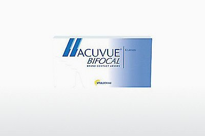 Контактные линзы Johnson & Johnson ACUVUE BIFOCAL BAC-6P-REV