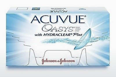 Контактные линзы Johnson & Johnson ACUVUE OASYS for ASTIGMATISM CYP-6P-REV