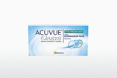 Контактные линзы Johnson & Johnson ACUVUE OASYS for PRESBYOPIA (ACUVUE OASYS for PRESBYOPIA AL-6P-REV)