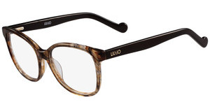 Liu Jo LJ2652 265 STRIPED BROWN