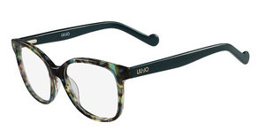 Liu Jo LJ2652 304 STRIPED GREEN PETROL