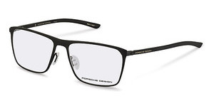 Porsche Design P8286 A black satin