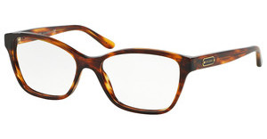 Ralph Lauren RL6129 5007 STRIPPED BROWN HAVANA