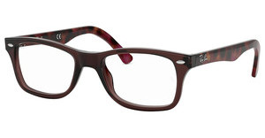 Ray-Ban RX5228 5628 OPAL BROWN