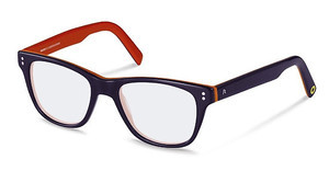 Rocco by Rodenstock RR416 C plum/ orange layered