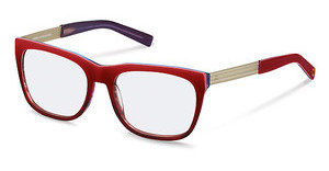 Rocco by Rodenstock RR422 D red layered