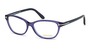 Tom Ford FT5299 090 blau glanz