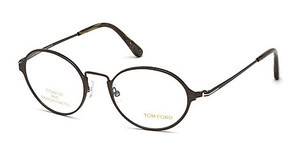 Tom Ford FT5350 048 braun dunkel glanz