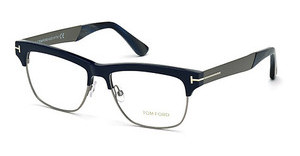 Tom Ford FT5371 090 blau glanz