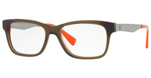 Versace VE3245 5235 TRANSPARENT GREEN/ORANGE