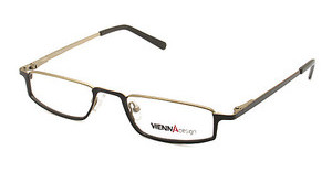 Vienna Design UN452 03 matt black-matt gold
