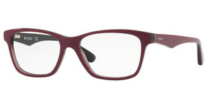 Vogue VO2787 2584 TOP DARK RED/RED TRANSP