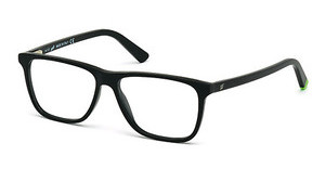 Web Eyewear WE5184 002 schwarz matt