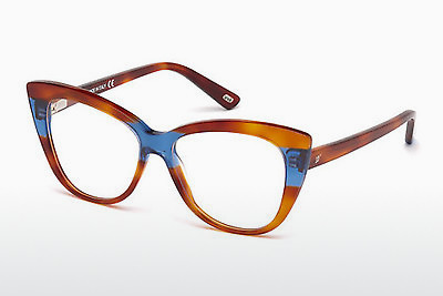 Дизайнерские очки Web Eyewear WE5197 053 - гавана, Yellow, Blond, Brown