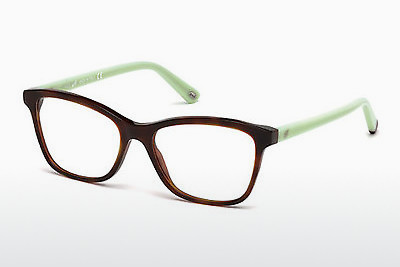 Дизайнерские очки Web Eyewear WE5200 053 - гавана, Yellow, Blond, Brown