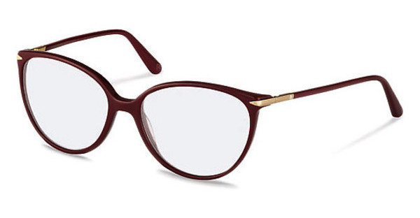 Claudia Schiffer C4011 A dark red