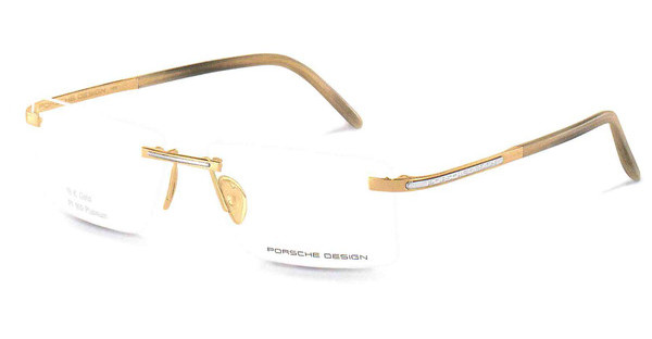 Porsche Design P8180 A 18 ct gold, 900 pt