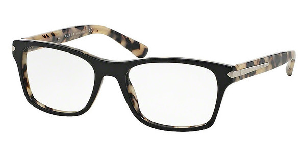 Prada PR 16SV ROK1O1 TOP BLACK/WHITE HAVANA