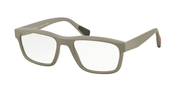 Prada Sport PS 07GV UFO1O1 GREY RUBBER