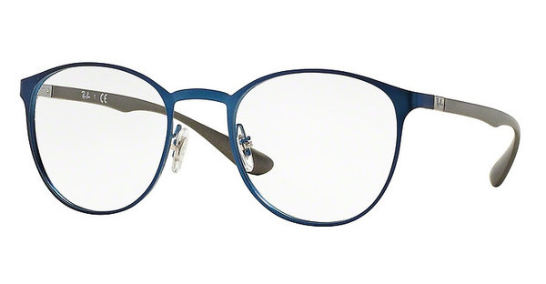 Ray-Ban RX6355 2510 MATTE DARK BLUE