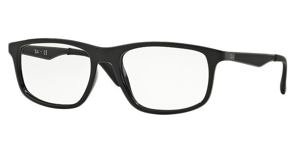 Ray-Ban RX7055 2000 SHINY BLACK
