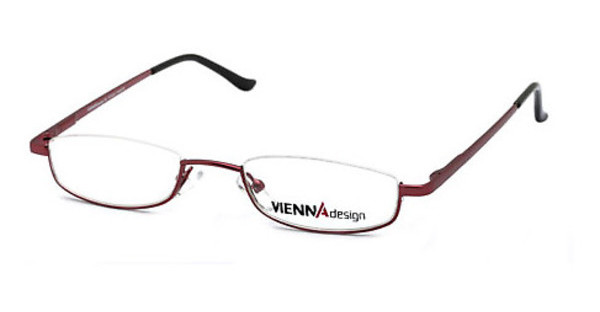 Vienna Design UN386 03 semimatt rose-red