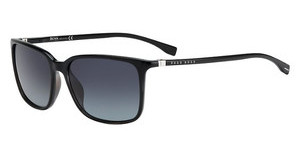Boss BOSS 0666/S TW9/HD GREY SFSHD BLACK (GREY SF)
