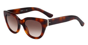 Boss BOSS 0715/S 05L/JD BROWN SFHAVANA (BROWN SF)