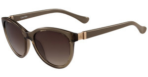 Calvin Klein CK3189S 204 LIGHT BROWN