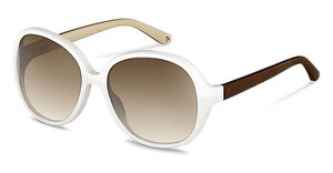 Claudia Schiffer C3006 E white, brown