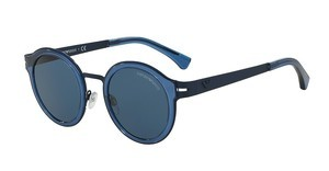 Emporio Armani EA2029 310080 BLUEBLUE RUBBER