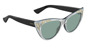 Gucci GG 3806/S U47/5L GREY GREENMOP BLACK (GREY GREEN)