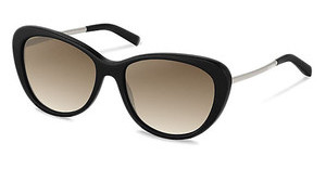 Jil Sander J3001 A sun protect brown gradient - 77%Black