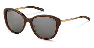 Jil Sander J3011 D polarized - grey - 84%dark brown