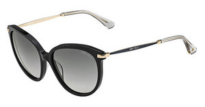 Jimmy Choo IVE/S 7VH/HD GREY SFBLK GLTTR (GREY SF)