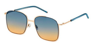 Marc Jacobs MARC 36/S TDO/OV BLUE ORANGEGOLD PTRL (BLUE ORANGE)