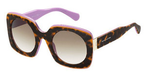 Marc Jacobs MJ 586/S 51Q/CC BROWN SFHVNA PINK (BROWN SF)