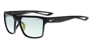 Nike NIKE BANDIT R EV0949 007 MATTE BLACK/GOLD WITH GREY W/ ML GOLD FLASH LENS LENS