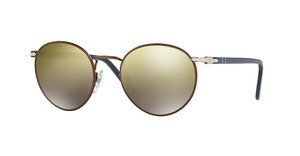 Persol PO2388S 1066O3 BROWN MIRROR GOLDBROWN