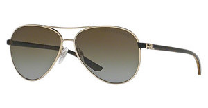 Ralph Lauren RL7046 9116T5 POLAR GRADIENT BROWNSHINY PALE GOLD