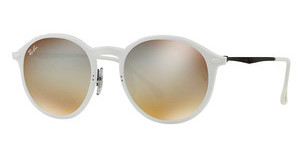 Ray-Ban RB4224 671/B8 BROWN GRADIENT MIRROR SILVERWHITE