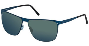 Rodenstock R1411 D yellow green mirror 85%dark blue, black