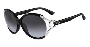 Salvatore Ferragamo SF600SR 001 BLACK