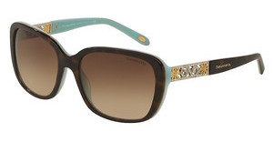 Tiffany TF4120B 81343B BROWN GRADIENTHAVANA/BLUE