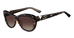 Valentino V628S 201 BROWN PEARL