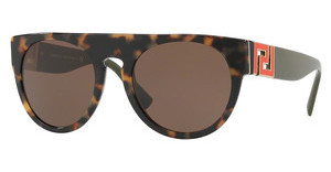 Versace VE4333 523173 HAVANA/WHITE/BLACK
